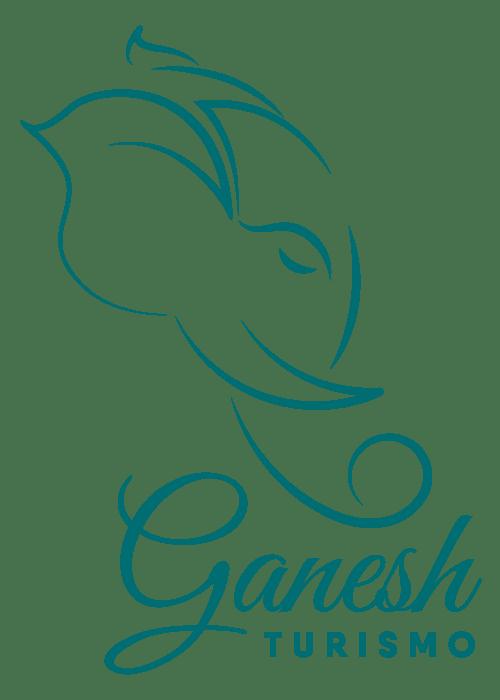 Ganesh Turismo PNGS para Aplicação Azul Vertical