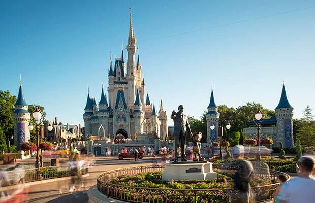 agencia de viagens e turismo em sp orlando disney magic kigdom castelo