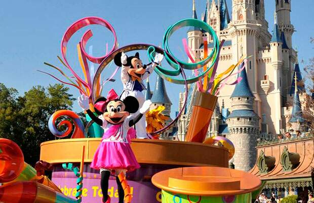 agencia de viagens e turismo em sp orlando disney magic kigdom mickey