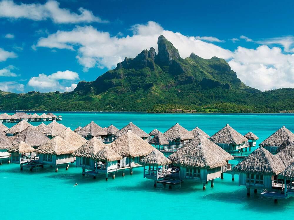 pacotes de viagem tahiti