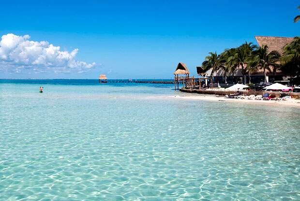 pacotes viagem cancun isla mujeres