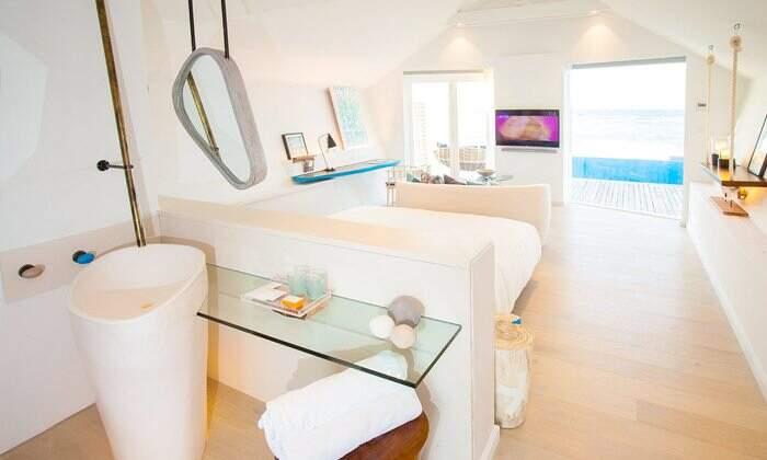 Romantic Pool Water Villas maldivas 1